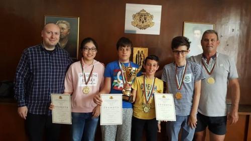 републикански шампион по шахмат 2019